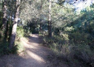 Visiter Narbonne - Chemin de randonnée au Gouffre de l'Oeil Doux