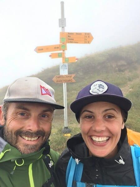 Randonnée suisse - Col du Jorat - Tour des Dents du Midi