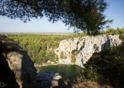 Visiter Narbonne - Gouffre de l'Oeil Doux