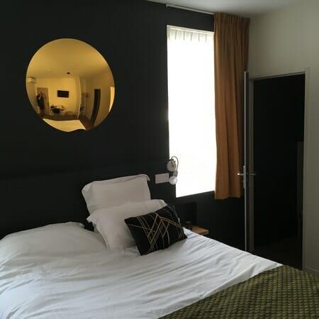 Visiter Narbonne - Ma chambre à l'hôtel le C