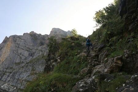 Randonnée suisse - Pas d'Encel - Tour des Dents du Midi