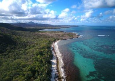 Randonnée Martinique - Anse Grosses Roches - Le Marin