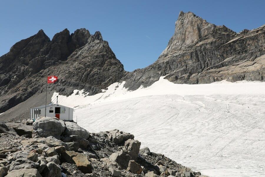 Randonnée suisse - Refuge des Dents du Midi