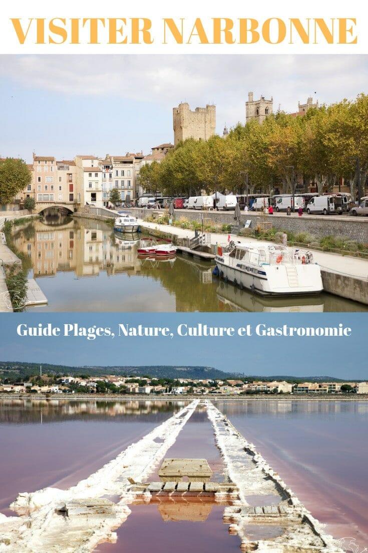 Visiter Narbonne pour un week-end entre plages, nature et culture. Un guide pour découvrir l'Aude entre terre et mer, activités et gastronomie. #narbonne #aude #gruissan #leucate #stpierredemer #peyriacsurmer #guide