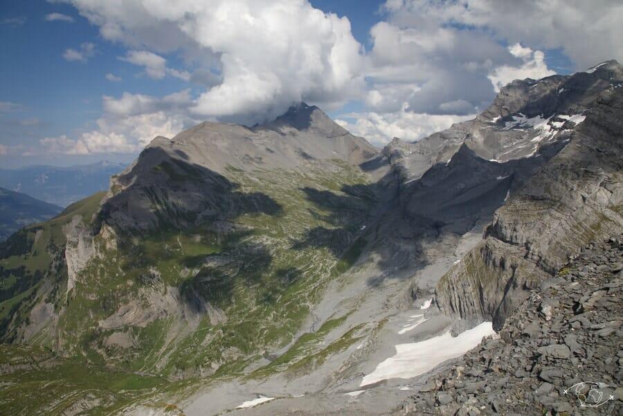 Glaciers de la Vallée de Susanfe