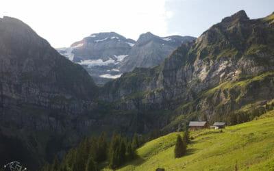 Mont Ruan - Vue de Bonavau - Tour du Ruan