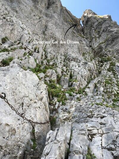 Passage des Ottans - Tour du Ruan