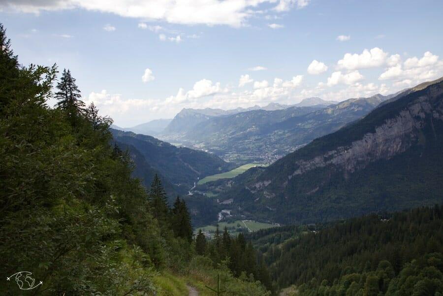 Vallée de Sixt-Fer-à-Cheval - Tour du Ruan