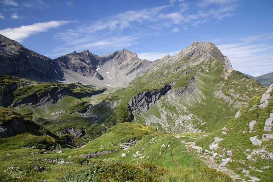 Vallée de Susanfe