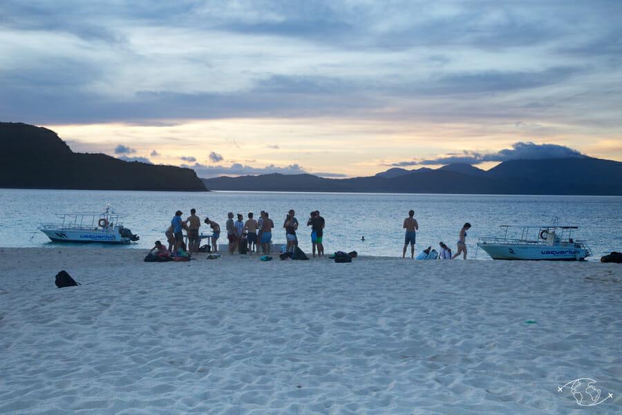 Apéro coucher de soleil avec Lagon Aventure - Visiter Mayotte