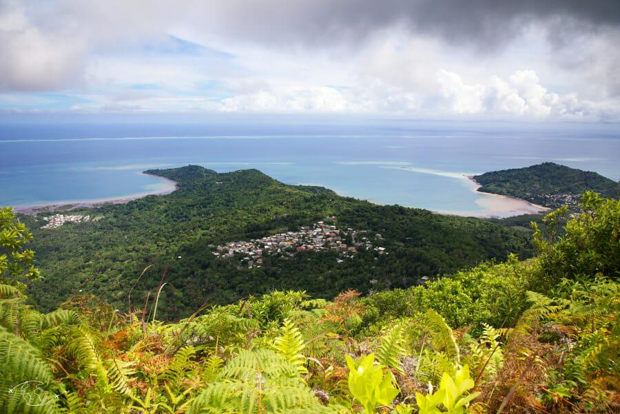 Ascension du Mont Choungui - Mayotte