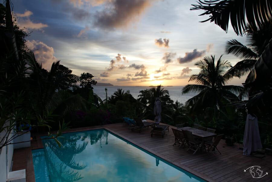 Dormir chez l'habitant à Mayotte