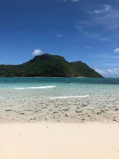 Ilot de sable blanc - Ilot Choazil - Mayotte