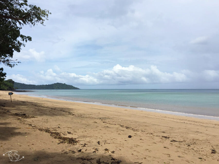 Plage de N'Gouja_Visiter Mayotte