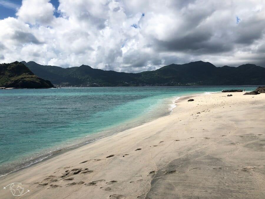 Plage des îles Choazil - Sortie bateau avec Nadj - Mayotte
