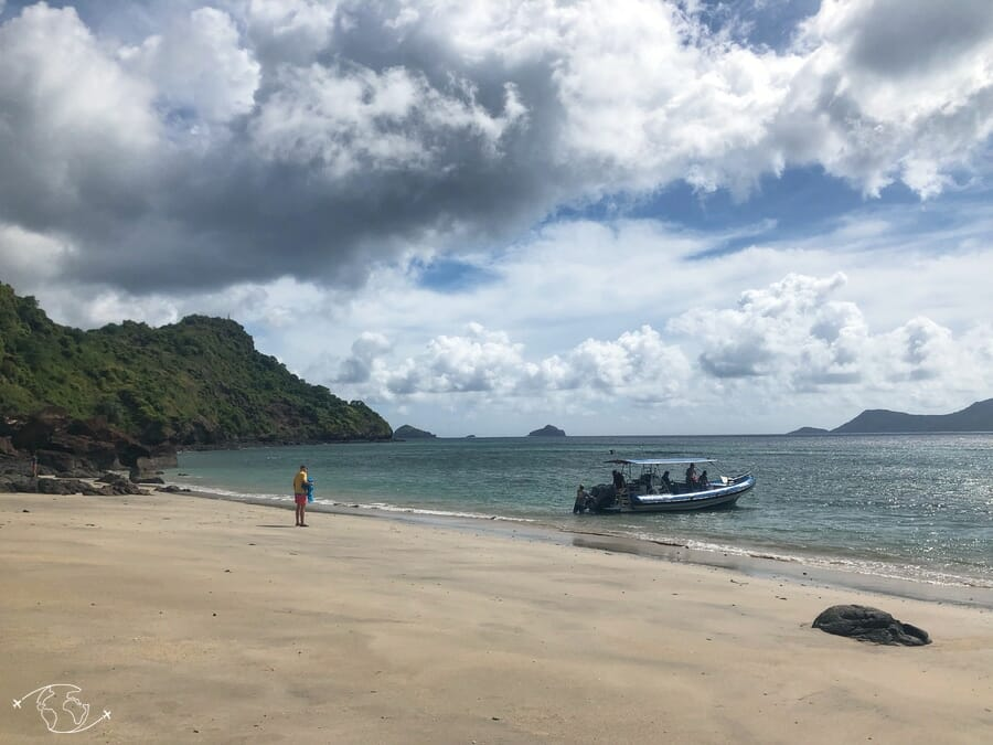 Plage du Préfet - Visiter Mayotte