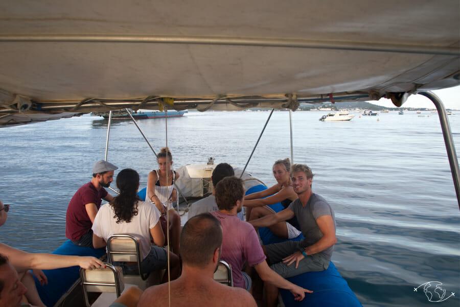 Sortie coucher de soleil avec Lagon Aventure - Mayotte