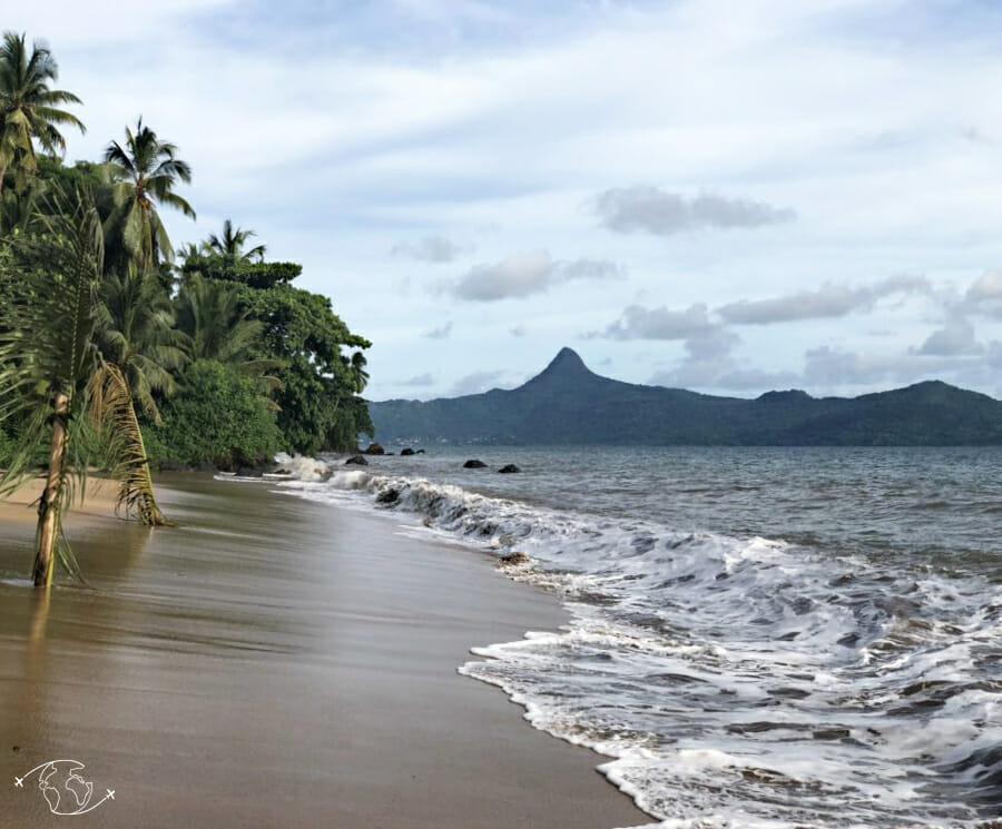 Tahiti Beach et Mont Choungui_Visiter Mayotte