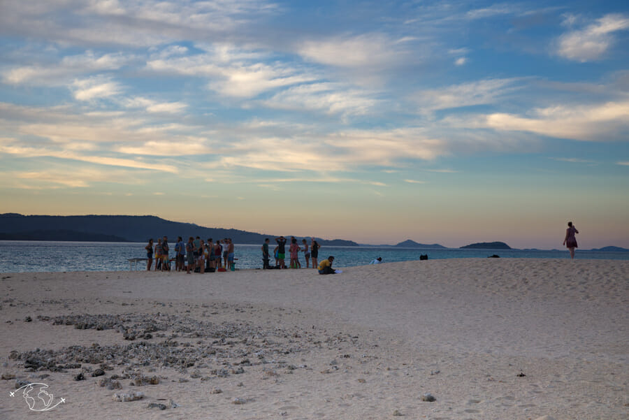 Visiter Mayotte - Apéro coucher de soleil avec Lagon Aventure