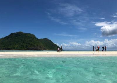Visiter Mayotte_Iles choazil_ilot de sable blanc