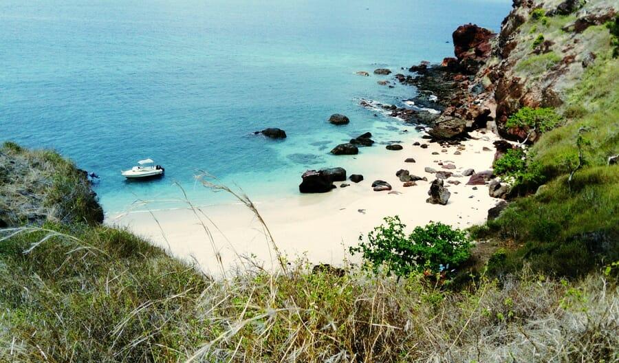 Plage du Tchak avec Nadj - Mayotte
