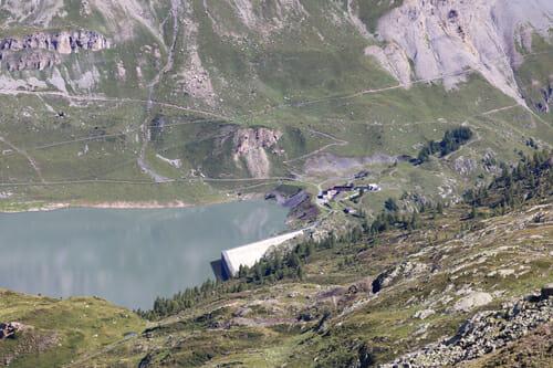 Auberge de Salanfe - Vallée du Trient