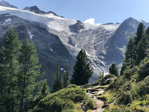 Glaciers des Grands - Vallée du Trient