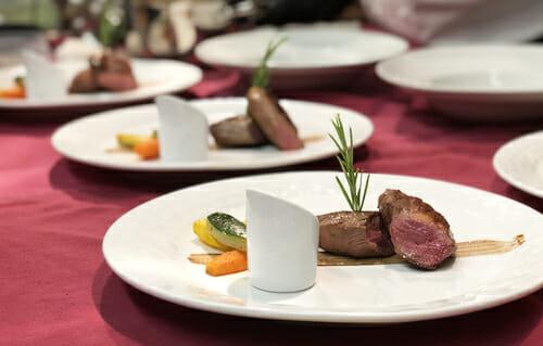 Maison d'Hôte - Le Rêve Gourmand - Délicieux repas