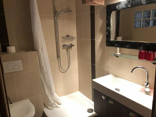 Maison d'Hôte - Le Rêve Gourmand - Salle de bain de ma chambre