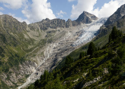 Superbe Glacier du Trient - Vallée du Trient