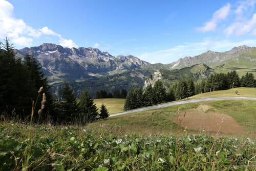 Randonnée dans les Portes du Soleil en Suisse