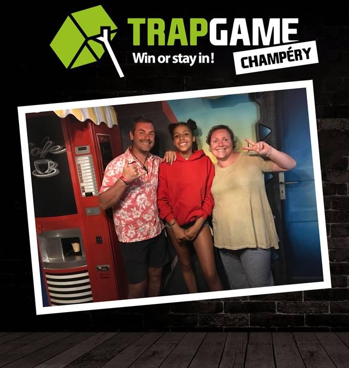 Trapgame - Champéry