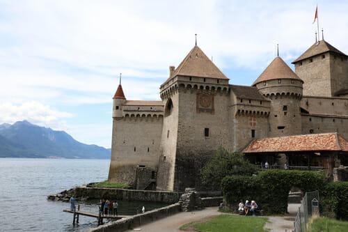 Visite du Château de Chillon - Pays Vaudois