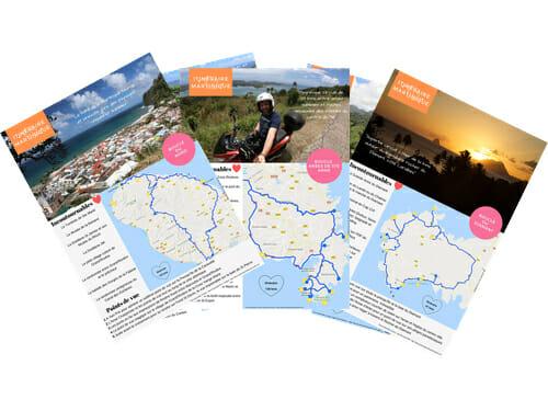 Itinéraires mini-guides - Martinique