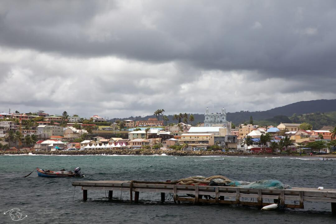 Vue de Sainte Marie du Tombolo_Martinique