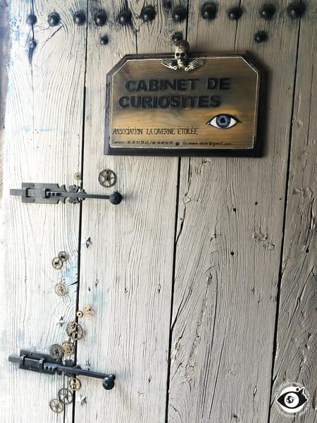 Cabinet de Curiosités - Ailhon
