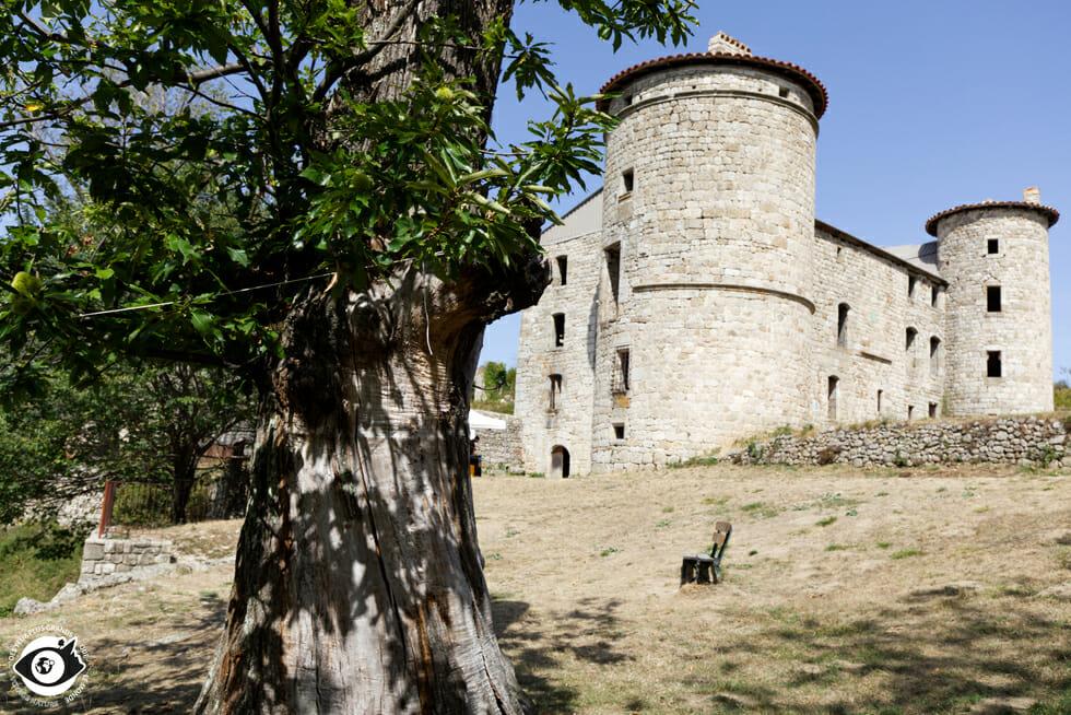 Château de Craux - Ardèche