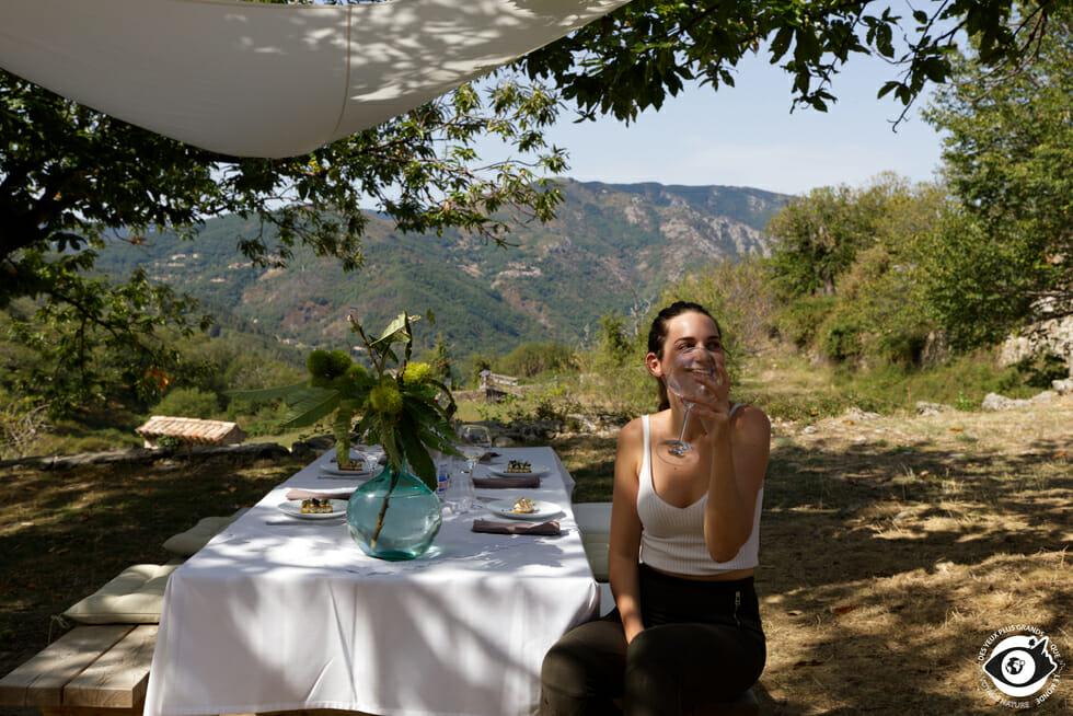 Déjeuner de chef dans un lieu d'exception - Ardèche le Goût