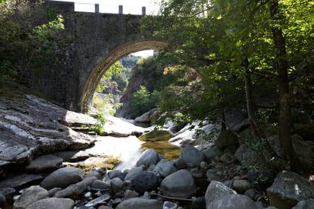 Lieu de baignade autour d'Antraïgues sur Volane - Ardèche