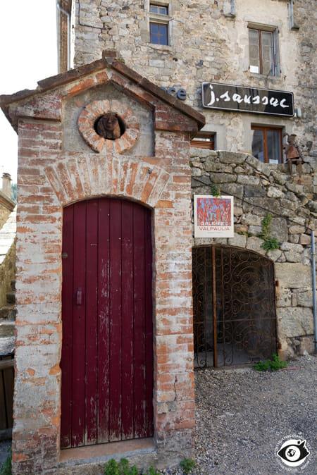 Maison de Jean Saussac - Antraigues sur Volane