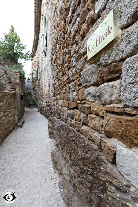 Rue Etroite - Vinezac