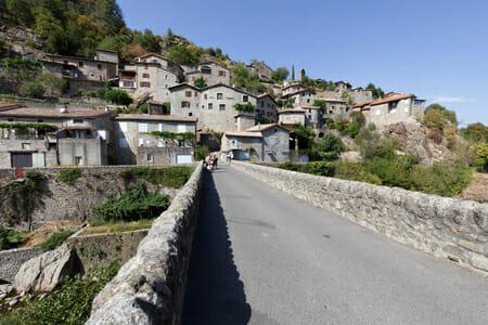 Quartier du Chastelas - Jaujac