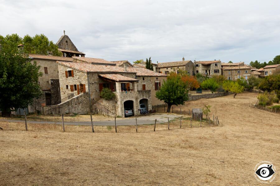 Village de Ailhon - Ardèche