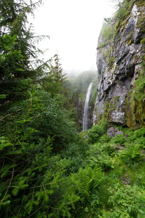 Grande Cascade - Mont Doré - Boucle du Sancy
