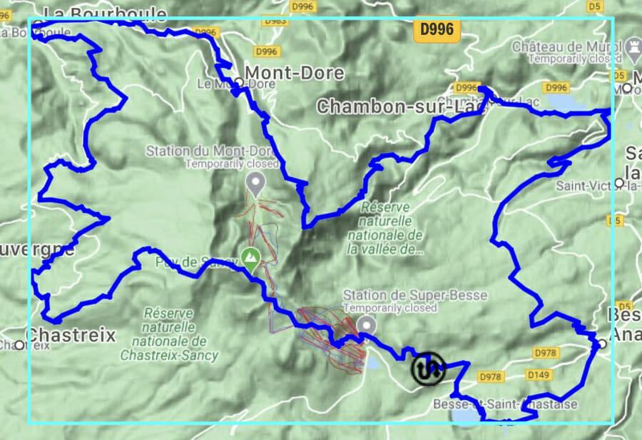 Randonnée Puy de Dôme _ la Boucle du Sancy