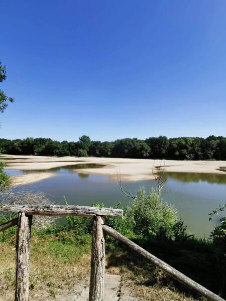 Sur les Bords de Loire à vélo
