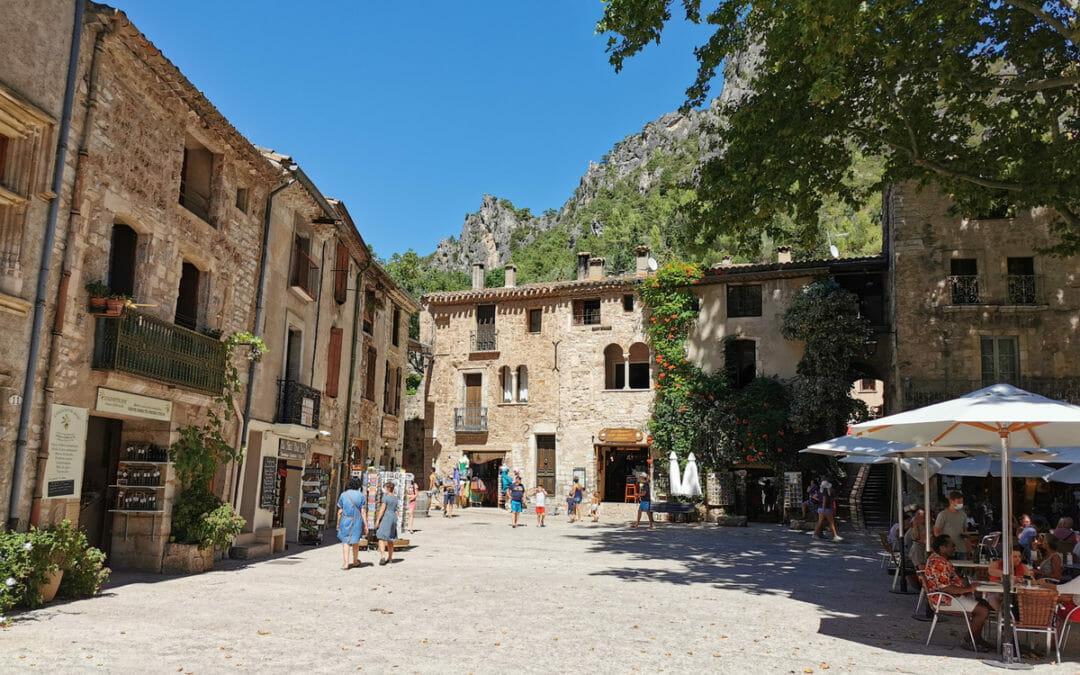 Saint Guilhem Le Désert - Gorges de l'Hérault
