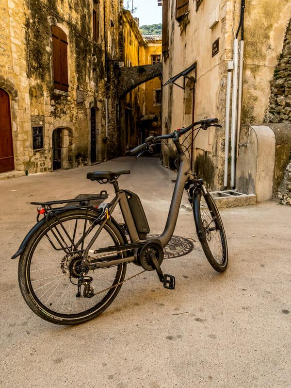 Vélo électrique - Saint Montant 1