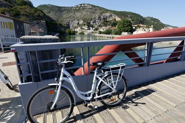 Point de vue au Pouzin - Voie douce de la Payre - Que faire en Ardèche ?