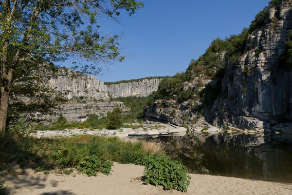 Que faire en Ardèche - Cirque de Gens - 1